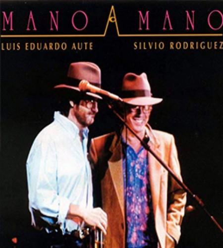 Luis Aute y Silvio Rodriguez