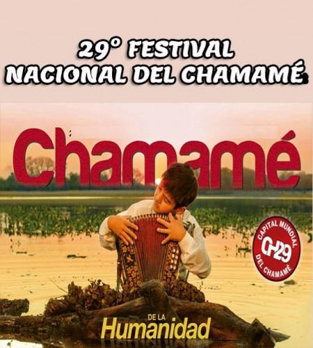 29 Festival Nacional del Chamame