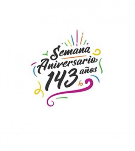 143 Aniversario Resistencia