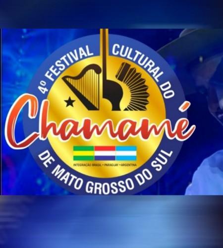 4° Festival Cultural de Chamamé de Mato Grosso do Sul