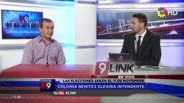Colonia Benitez elegirá intendente