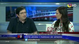 CORRIENTES - VOTO JOVEN Y PARIDAD DE GÉNERO