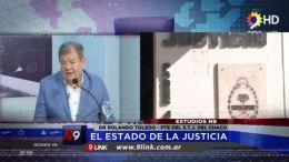 CHACO - El estado de la Justicia