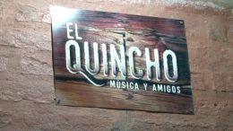 """estuvo en la inauguración de """"El Quincho�"""
