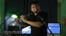 Alejandro Acosta - Música Original para la Bienal de Escultura 2014