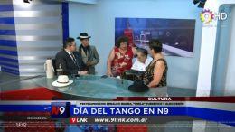 CULTURA - Día de tango en N9