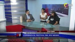 CHACO - Comienza el festival de Río Negro