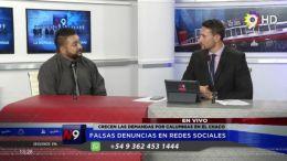 CHACO - Falsas denuncias de redes sociales