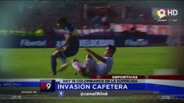 Invasión Cafetera