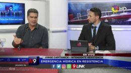 CHACO - Emergencia Hídrica en Resistencia