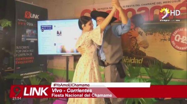 PAREJA NACIONAL DEL CHAMAMÉ | 11.01