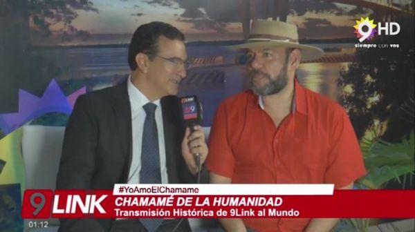 Reportaje Jorge Suligoy