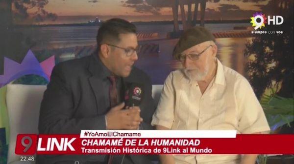 Reportaje Padre Julian Zini 11.01.2019