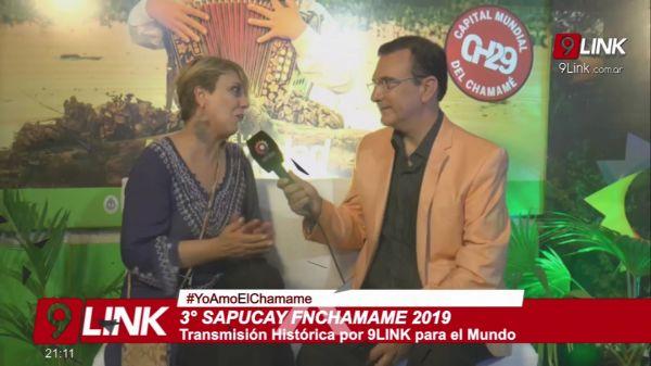 Reportaje Susy de Pompert 13.01.2019