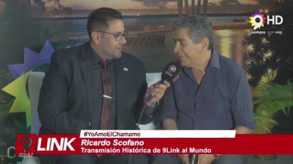 Entrevista Ricardo Scofano 11.01.2019