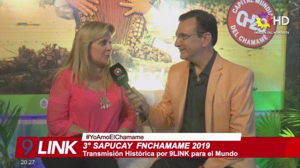 Entrevista MIriam Mambrin 13.01.2019