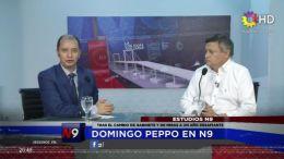CHACO - Domingo Peppo en N9