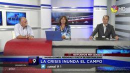 CHACO - La Crisis Inunda el Campo