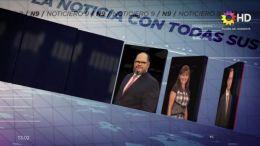 Noticiero Mediodía 18.02.2019