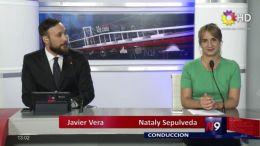 Noticiero Mediodía 19.02.2019