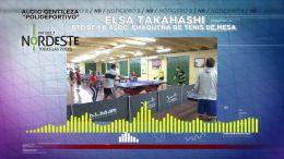 El tenis de mesa en Chaco