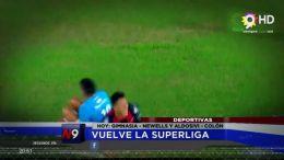 Vuelve la Superliga
