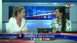 ENTREVISTA -VEREDAS INCLUSIVAS EN CORRIENTES.