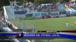 Resumen del fútbol local