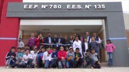 CHACO - Peppo inauguró el ciclo secundario