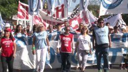 CHACO - Docentes volvieron a marchar