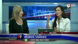 CORRIENTES - MUROS VERDES.