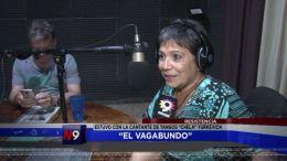 EL VAGABUNDO ESTUVO CON CHELA YURKEVICH   RESISTENCIA   08.04