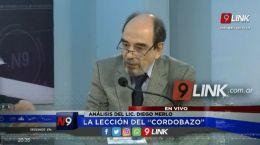 POLÍTICA | LA LECCIÓN DEL CORDOBAZO | 13.05