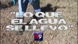 LO QUE EL AGUA SE LLEVÓ   14.05