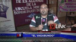 """EL VAGABUNDO - VISITÃ"""" A EX ALUMNOS DEL COLEGIO NORMAL"""