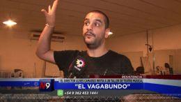 EL VAGABUNDO CON EL DIRECTOR DE TEATRO: ULISES CAMARGO   17.05