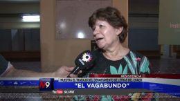 EL VAGABUNDO EN EL DEPARTAMENTO DE LETRAS   20.05