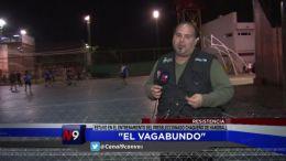 """EL VAGABUNDO Y LA SELECCIÃ""""N DE HANDBALL   21.05"""