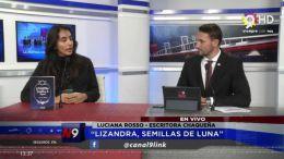 RENUNCIÓ A LA FIESTA DE 15 PARA EDITAR SU LIBRO   CHACO   22.05