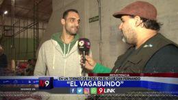 EL VAGABUNDO EN UN TORNEO DE PADEL   24.05