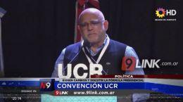 POLITICA | CONVENCION UCR | 27.05