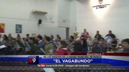 EL VAGABUNDO EN LOS ENSAYOS DE LA BANDA MUNICIPAL   28.05