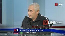 FABIAN RIOS EN N9 | ENTREVISTA EXCLUSIVA CON MARCELO RUBIOLO | 29.05
