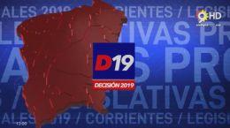 CORRIENTES | ELECCIONES 2019