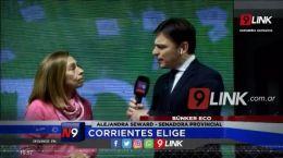CORRIENTES ELIGE | ALEJANDRA SEWARD | SENADORA ECO