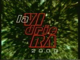 PRESENTACION LA VIDRIERA 2000
