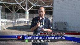 COPA AMÉRICA | EQUIPO EN PORTO ALEGRE | 22.06