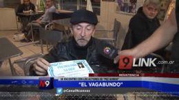 """EL VAGABUNDO (SUPLENTE) SE ENCONTRÃ"""" CON LOS ACTORES DE: PEZ GORDO"""