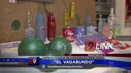 EL VAGABUNDO MUESTRA LAS ACTIVIDADES DE ARTES DIVERSAS EN EL DOMO.
