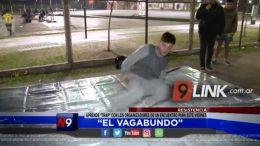 EL VAGABUNDO APRENDE TRAP